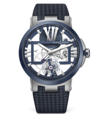 Skeleton Tourbillon 45 MM