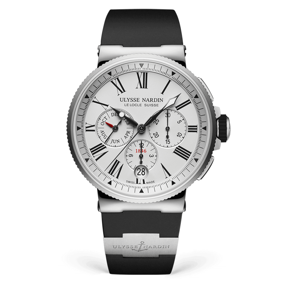 Marine Chronograph 43 mm