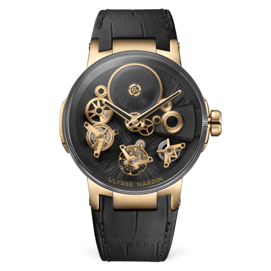 Tourbillon Free Wheel 44 MM