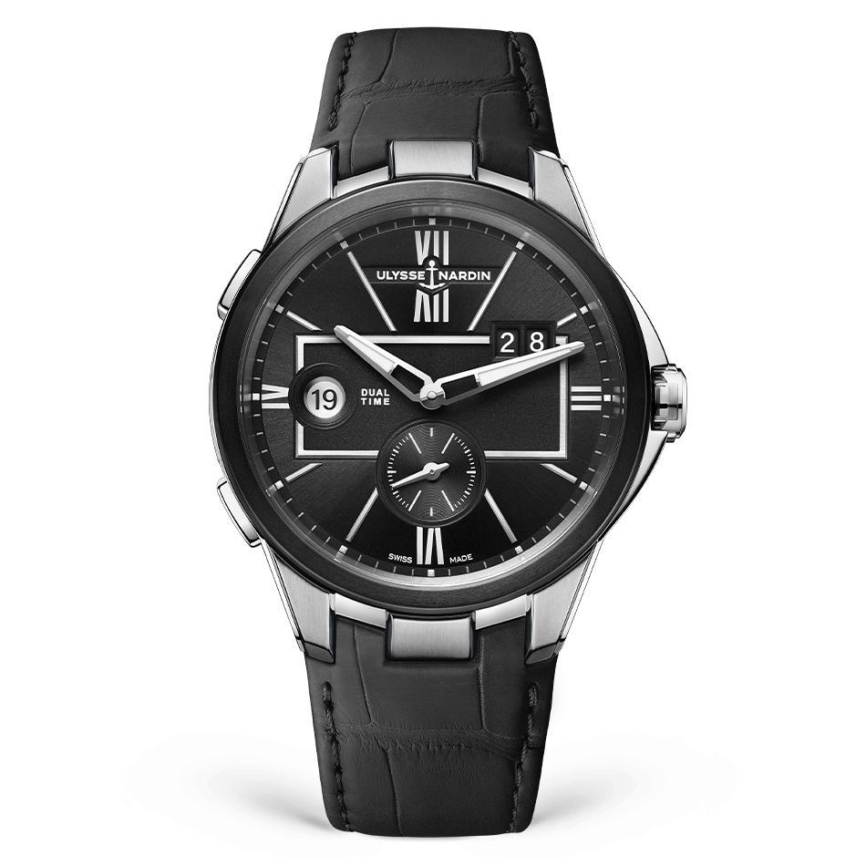 Executive Dual Time 42 mm