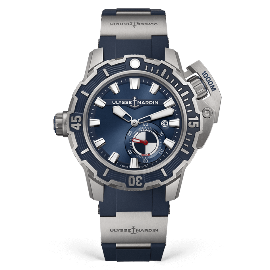 Diver Deep Dive 46 mm