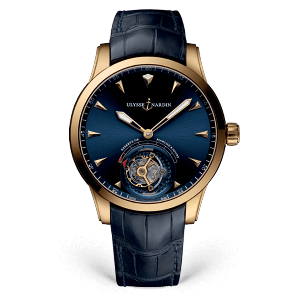 Tourbillon Ulysse Anchor 44 mm