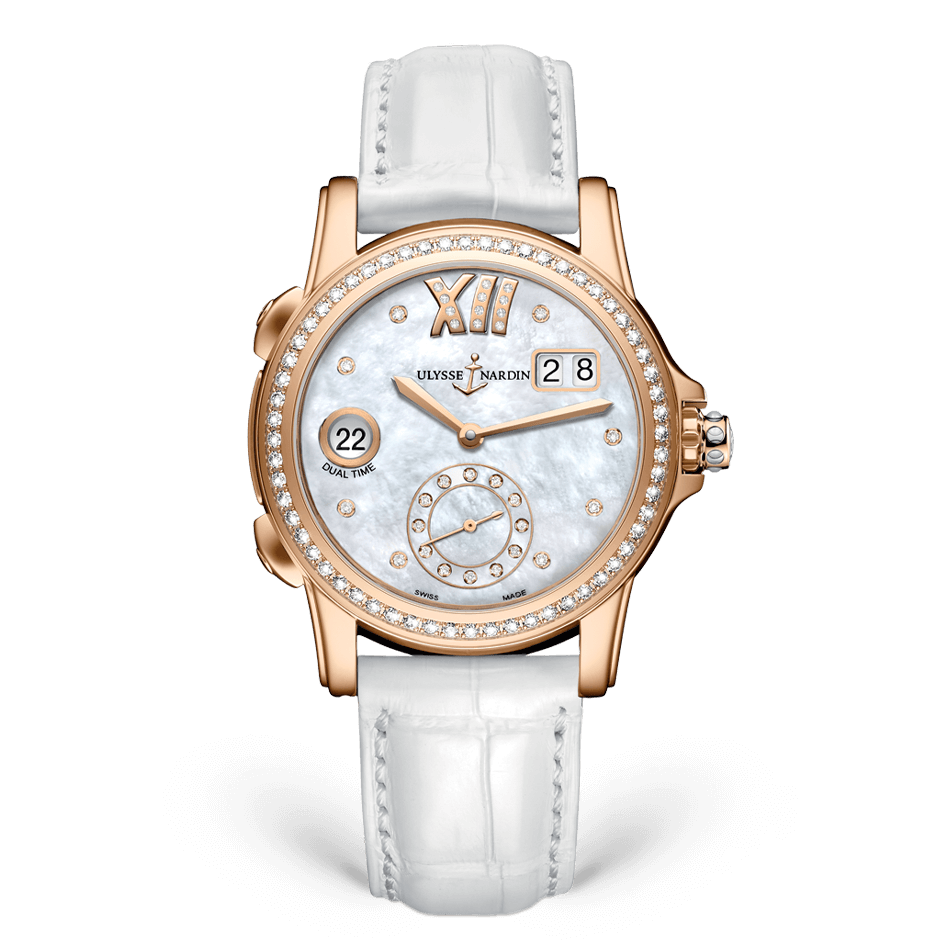 Lady Dual Time 37.5 mm