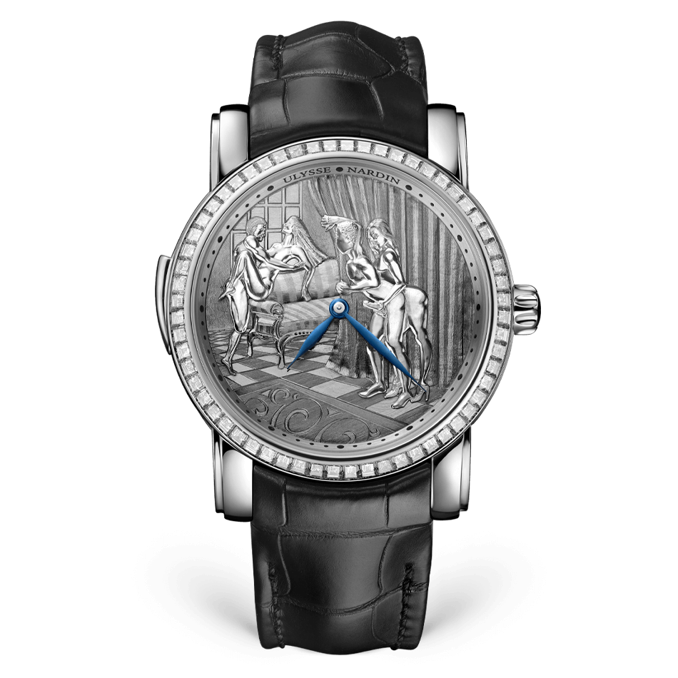 Minute Repeater 42 MM